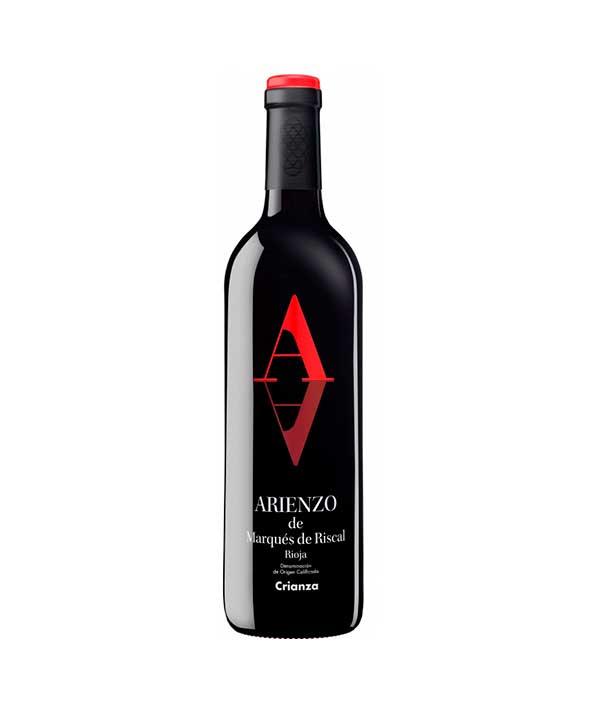 Arienzo de Marqués de Riscal 2016 magnum Terravino