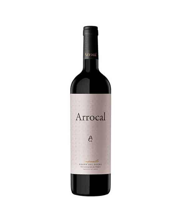 Arrocal Roble 2018 magnum Terravino