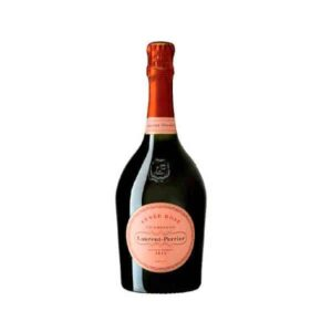 Laurent Perrier Rose Brut Terravino