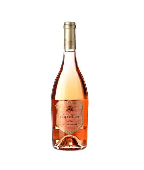 Marqués de Riscal Rosado Viñas Viejas 2018 Terravino