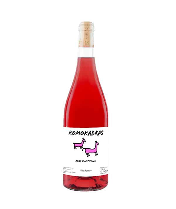 Komokabras rosé D-Mencial 2019 Terravino
