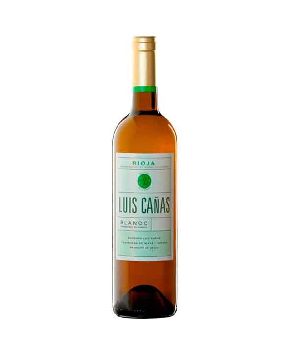 Luis Cañas fermentado en barrica 2018 Terravino