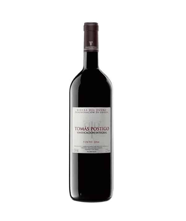 Tomás Postigo vinificación integral 2014 magnum Terravino