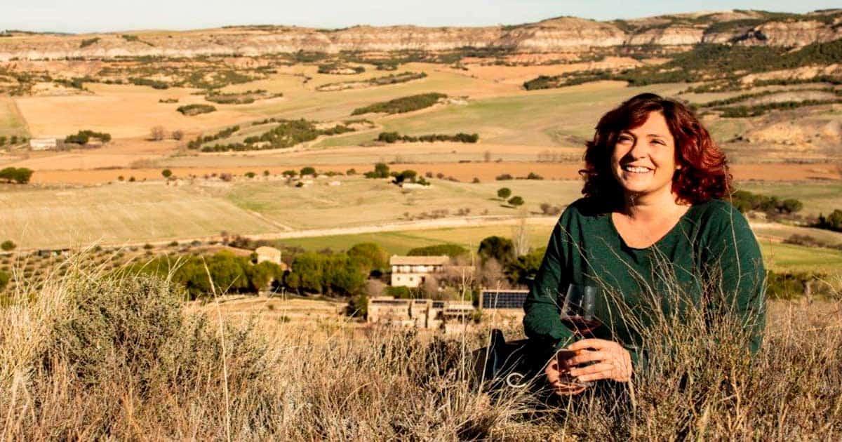 Paula Uribes Bodegas Pago de Calzadilla