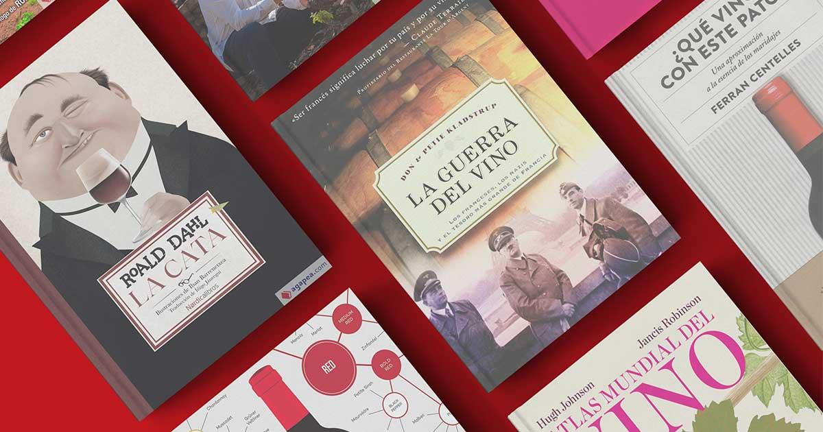 Imagen de cabecera del post 8 Libros recomendados para los amantes del vino Terravino